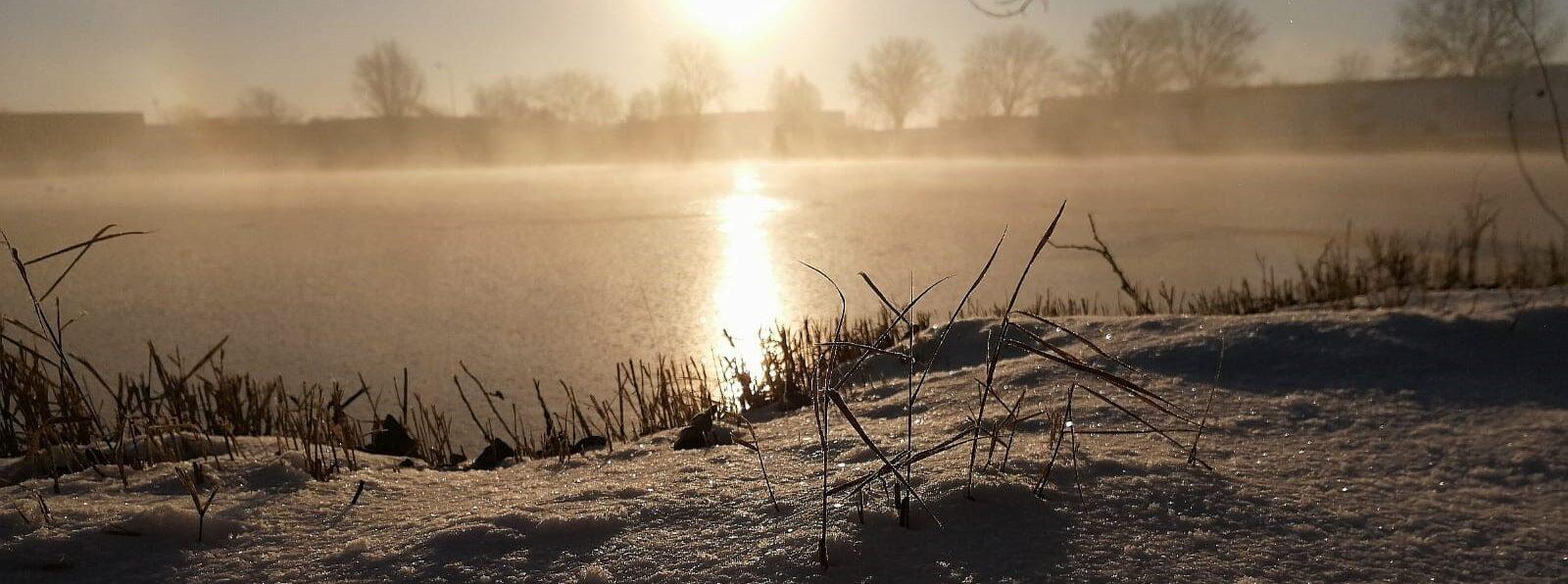 Winterweer in Steenwijk